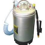 THREE GALLON STAINLESS SPRAY TANK