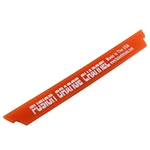 ORANGE CHANNEL SQUEEGEE BLADE REPLACEMENT FOR STROKE DOCTOR