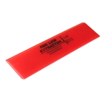 "8"" RED LINE EXTRACTOR 1/4"" THICK DOUBLE BEVEL SQUEEGEE BLADE"