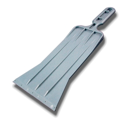 BULLDOZER FLAT GLASS HANDLED SQUEEGEE