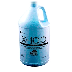 1 GALLON X-100 WINDOW TINT MOUNTING SOLUTION FOR CDF ADHESIVE